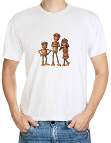Nice t-shirts with acorn elves