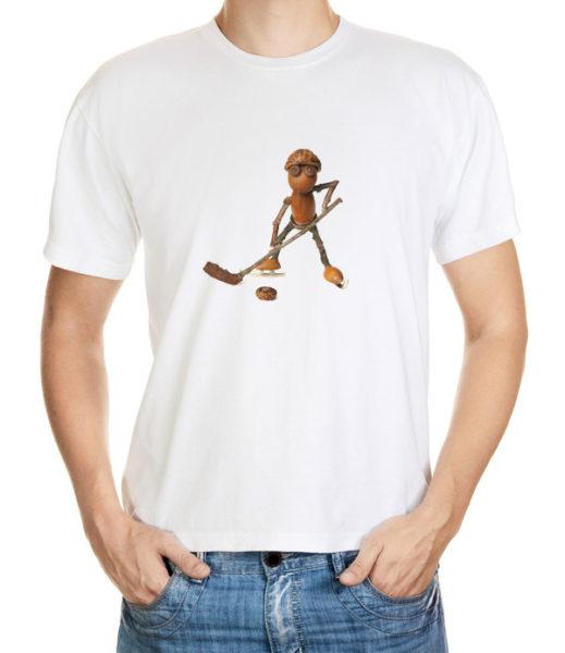 Dubánek hokejista na triku