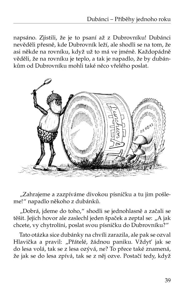 Ukázka z dubánčí knihy