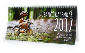 Stolní dubánčí kalendář 2017