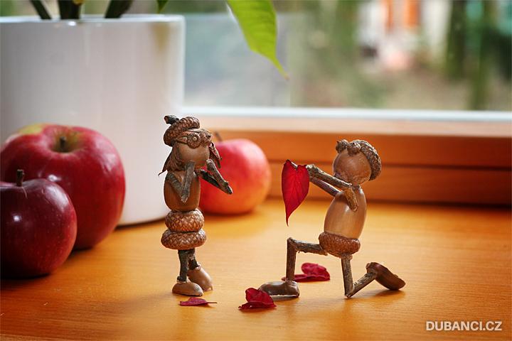 Svatý dubový Valentýn