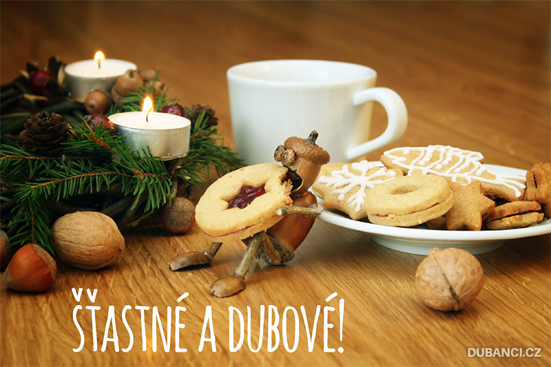 Dubánčí vánoční přání