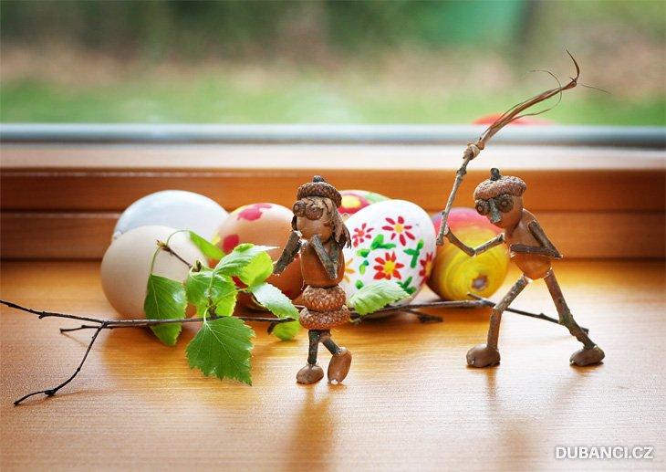 Velikonoce u dubánků